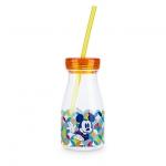 แก้วน้ำทรงขวดนม มิกกี้เมาส์ Mickey Mouse Milk Bottle - Summer Fun