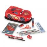 ชุดเครื่องเขียน ไลท์นิ่ง แม็คควีน Lightning McQueen Zip-Up Stationery Kit