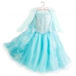 ชุดราตรีเจ้าหญิงเอลซ่า Elsa Costume for Kids