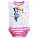 บอดี้สูท มินนี่เมาส์ Minnie Mouse Disney Cuddly Bodysuit for Baby