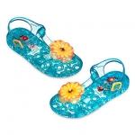 รองเท้าใส่ไปว่ายน้ำ แอนนา&เอลซ่า Anna and Elsa Jelly Sandals for Kids