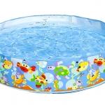 สระน้ำสำหรับเด็ก #56451 ขนาด 152 x 25 ซม.