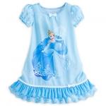 ชุดนอนเด็ก ซินเดอเรลล่า Cinderella Nightshirt for Girls