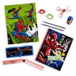 ชุดเครื่องเขียน สไปเดอร์แมน Spider-Man Stationery Supply Kit