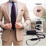 กล้องรูเข็ม HD (IP Camera+Wifi)