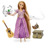 ตุ๊กตาร้องเพลง ราพันเซล Rapunzel Deluxe Singing Doll Set - 11''