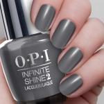 O.P.I Infinite Shine 2 Nail Lacquer 15ml #Steel Waters Run Deep