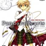 [แพ็คชุด] Pandora Heart เล่ม 1-24 (จบ)