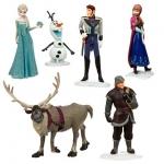 ชุดของเล่น โฟรเซ่น Frozen Figure Play Set