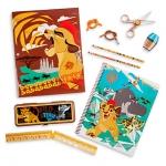 ชุดเครื่องเขียน ไลอ้อน การ์ด The Lion Guard Stationery Supply Kit