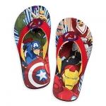 รองเท้าแตะเด็ก อเวนเจอร์ส Avengers Flip Flops for Kids