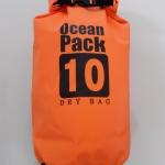 กระเป๋ากันน้ำ ถุงกันน้ำ OCEAN PACK 10 ลิตร