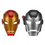 หน้ากาก ไอรอนแมน และ วอร์แมชชีน Iron Man 2-in-1 Mask Set