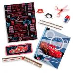 ชุดเครื่องเขียน ไลท์นิ่ง แม็คควีน Lightning McQueen Stationery Supply Kit