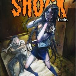 The Shock Comics เล่ม 02 พ.ค. 2561