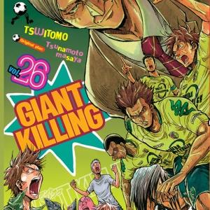 [แยกเล่ม] GIANT KILLING เล่ม 1-28