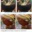 บาตรแสตนเลส9นิ้วขนาดใหญ่แบบเคลือบ พร้อมถลกบาตรผ้าโทเร thumbnail 1