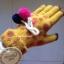 ถุงมือทอไหมพรมเล่นลายวิ้ง ทัชสกีนได้ thumbnail 5