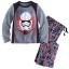 ชุดนอนเด็ก สตอร์มทรูปเปอร์ Stormtrooper Sleep Set for Kids - Star Wars: The Force Awakens