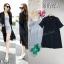 เดรส+เสื้อคลุมชีฟอง-สีดำ thumbnail 2