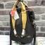 Mis Zapatos Nylon Backpack *brown thumbnail 2