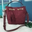 CHARLES & KEITH QUILTED HOBO BAG *สีแดง thumbnail 6