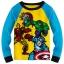 ชุดนอนเด็ก มาร์เวล อเวนเจอร์ส Marvel's Avengers PJ PALS for Boys thumbnail 2