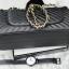 KEEP shoulder chevron chain handbag thumbnail 4