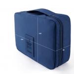 กระเป๋าอเนกประสงค์ใส่เครื่องสำอาง ใส่ของใช้ส่วนตัว (สีกรมท่า)