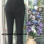 กางเกง บิ๊กไซด์บุผ้าดับเบิ้ลวุลพรีเมี่ยมด้านใน แต่งผ้าที่กระเป๋า 2 ข้าง