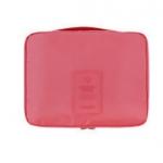 กระเป๋าอเนกประสงค์ใส่เครื่องสำอาง ใส่ของใช้ส่วนตัว (สีโอรส)