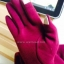 ถุงมือ หนังกลับ แต่งดีเทลที่ข้อมือดูสวยหรู งานนำเข้าเกรดพรีเมี่ยม thumbnail 14