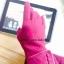 ถุงมือ หนังกลับ แต่งดีเทลที่ข้อมือดูสวยหรู งานนำเข้าเกรดพรีเมี่ยม thumbnail 11