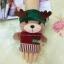 ถุงมือหน้าตุ๊กตาหมี น่ารัก thumbnail 1