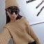 เสื้อทอไหมพรมแขนยาว+ปลอกคอหรือที่คาดผม&หมวก thumbnail 1