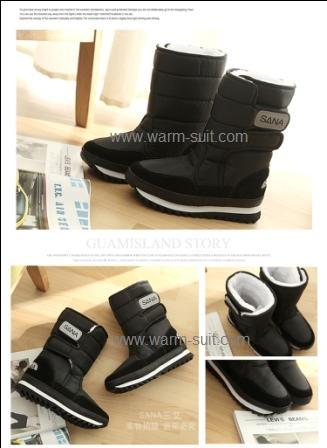 รองเท้าบูธ รองเท้าเล่นสกี รองเท้าลุยหิมะ 2