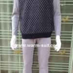 เสื้อกั๊กเล่นลายโลโก้แบรนด์ 1 งานพรีเมี่ยม บุวูลด้านในตัวเสื้อ ให้ความอุ่นได้ดีเยี่ยม