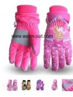 ถุงมือสกีเด็ก 5-12 ขวบ ค่ะ แบบที่ 2