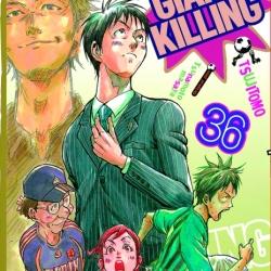 [แยกเล่ม] GIANT KILLING เล่ม 1-36