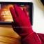 ถุงมือ หนังกลับ แต่งดีเทลที่ข้อมือดูสวยหรู งานนำเข้าเกรดพรีเมี่ยม thumbnail 10