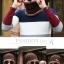 หมวกไหมพรม&ผ้าพันคอ 3in1 #1 thumbnail 5