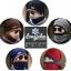 หมวกไหมพรม&ผ้าพันคอ 3in1 #1 thumbnail 1