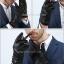 ถุงมือหนังชาย บุวูลทัชสกรีนได้ thumbnail 5