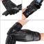 ถุงมือหนังผู้หญิง บุวูลด้านในทัชสกรีนได้ thumbnail 2