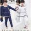 ชุดลองจอนเด็ก รุ่นเนื้อผ้าดับเบิ้ลวูลพรีเมี่ยม thumbnail 16