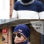 หมวกไหมพรม&ผ้าพันคอ 3in1 #1 thumbnail 3