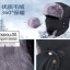 หมวกกันหนาว ทรง เอสกิโม+เฟอร์เสริมความอุ่น ใส่ได้ทั้งหญิงและชาย thumbnail 4