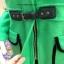 เสื้อโค้ท ผ้าวูลเกรดดี งานนำเข้าเกรดพรีเมี่ยม สีเขียวมิ้นท์ thumbnail 4