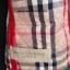 เสื้อโค้ทสีแดง งาน burberry 2 thumbnail 9