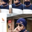 หมวกไหมพรม&ผ้าพันคอ 3in1 #1 thumbnail 13
